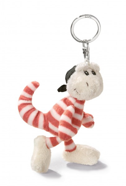 Nici 32718 Schlüsselanhänger Bean Bag Pirates / Pirat Gecko ca 10cm Plüsch