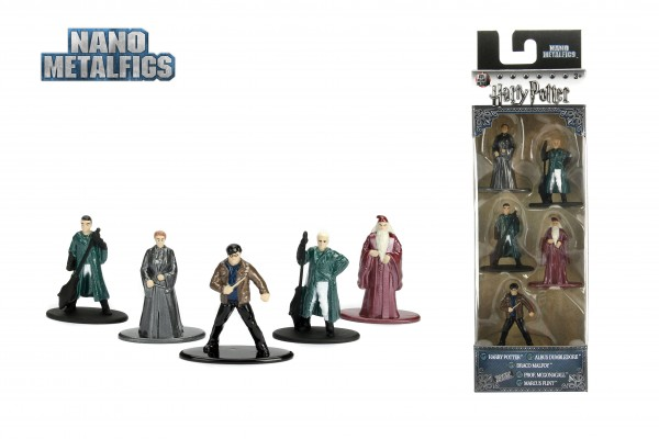 Harry Potter Nano Metalfigs Figurenset 98667 Die-Cast Metal Sammelfiguren