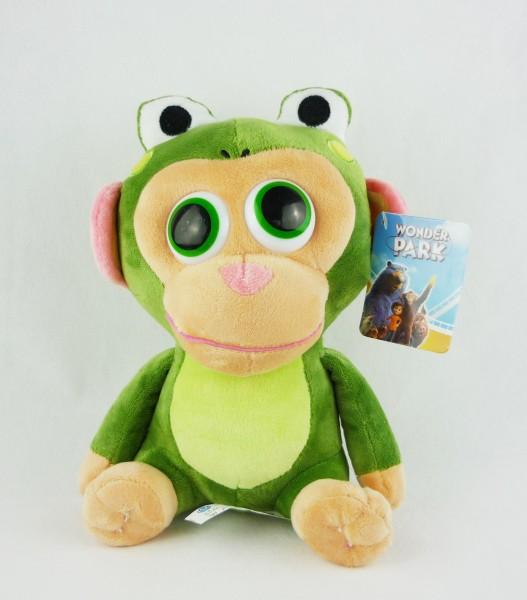 Wonder Wunder Park Chimpanzombie ca 25cm Plüsch - Frosch