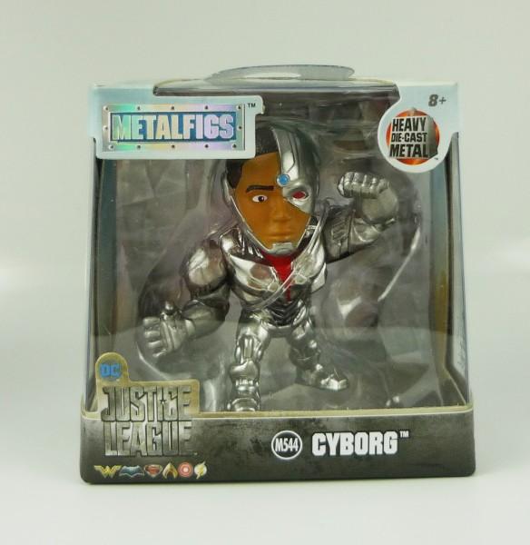 METALFIGS DC Justice League ca 6,5cm Figur Cyborg M544