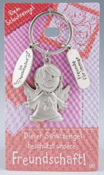 Depesche 7518 Schutzengel Schlüsselanhänger Nr. 007 Freundschaft