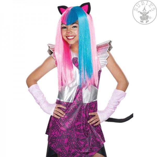 Monster High KinderPerücke Catty Noir Rubies 36436