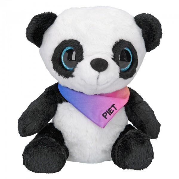 Depesche 10459 SNUKIS Panda Piet ca 18cm Plüsch Kuscheltier