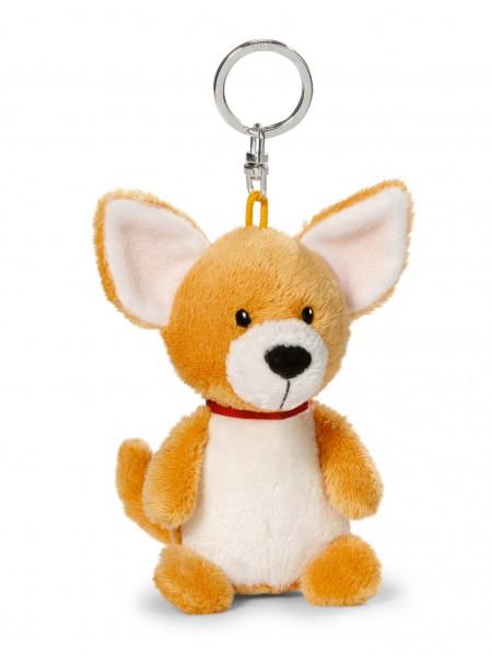 Nici 36559 Schlüsselanhänger Chihuahua ca 10cm Plüsch Bean Bag