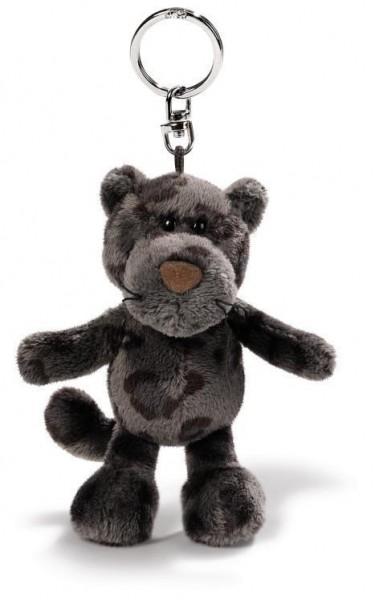 Nici 37711 Panther Carter Wild Friends Schlüsselanhänger Bean Bag Plüsch 10cm