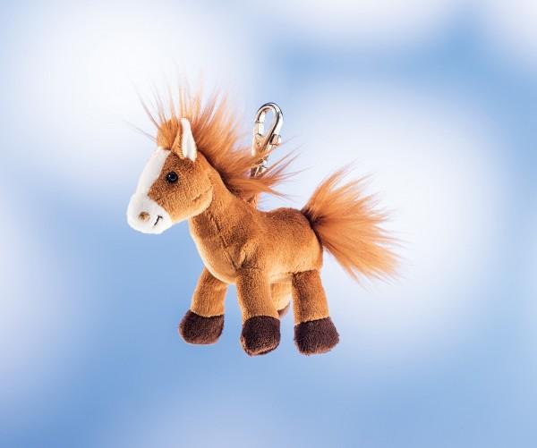 Schaffer 0232 Schlüsselanhänger Pferd Magic Plüsch ca 12cm