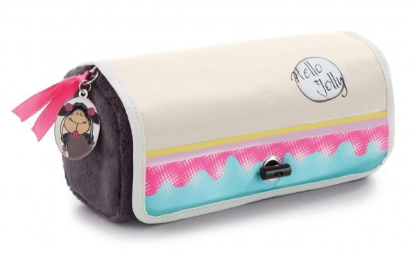 Nici 40870 Schlampermäppchen Kosmetiktasche Jolly Lucy & Summer 19x7x7cm