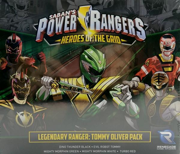 Power Rangers: Heroes of the Grid - Legendary Ranger: Tommy Oliver Pack