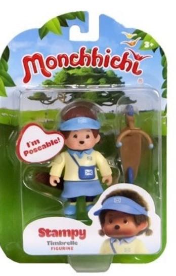 Silverlit 54102 Monchhichi bewegliche Spielfigur ca. 7,5cm - Stampy