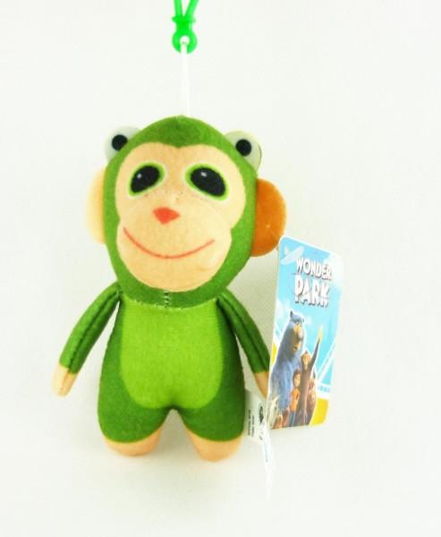Wonder Park Anhänger Chimps Plüsch ca 14cm - Chimp Frosch
