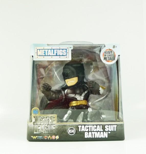 METALFIGS DC Justice League ca 6,5cm Figur Tactical Suit Batman M540