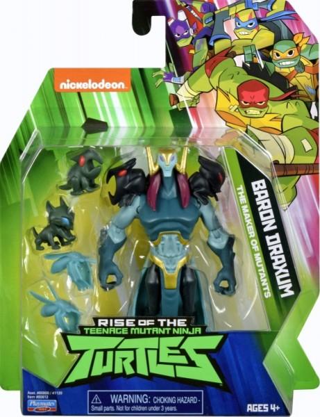 Rise of the Teenage Mutant Ninja Turtles Actionfigur Baron Draxum 80812