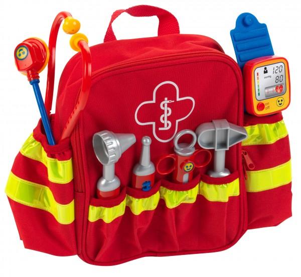 Erste Hilfe Notfallrucksack mit Zubehör 7-teilig für Kinder 4314