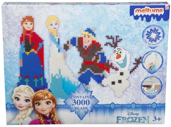 Disney Frozen Meltums Perlen Set 3000 Perlen Bügelperlen Die Eiskönigin