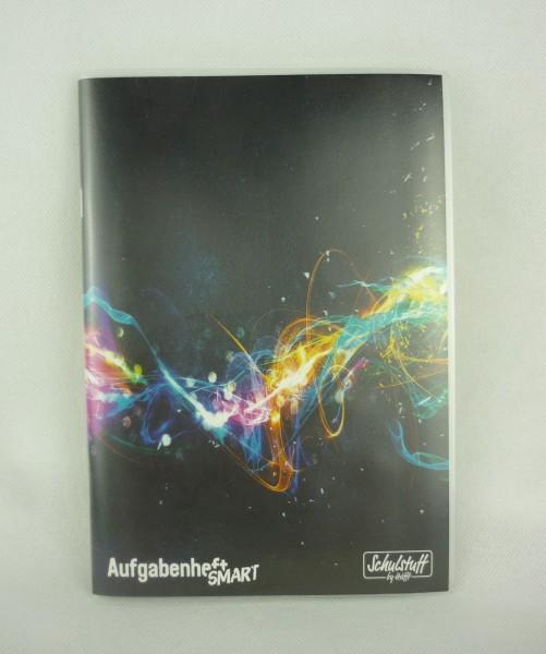 Häfft-Verlag Schulstuff Aufgabenheft Hausaufgabenheft Smart 2320-2 bunte Vibes