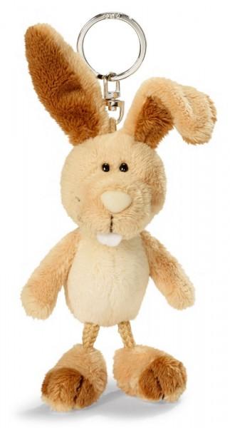 Nici 36508 Hase Ralf Rabbit Forest Friends Schlüsselanhänger BeanBag Plüsch 10cm