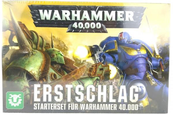 Warhammer 40K Erstschlag - Starterset für Warhammer 40.000