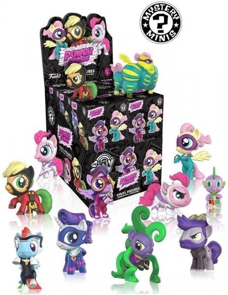 Funko Mystery Minis My Little Pony Power Ponies Vinyl Figur