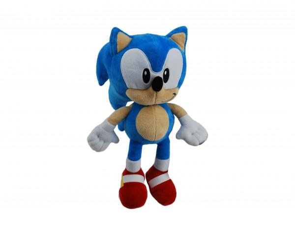 Sonic the Hedgehog Plüsch Kuscheltier Sonic Blau ca. 28cm