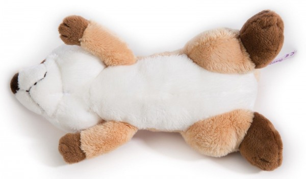 Nici 40638 Meerkat Erdmännchen liegend 20cm Plüsch Kuscheltier