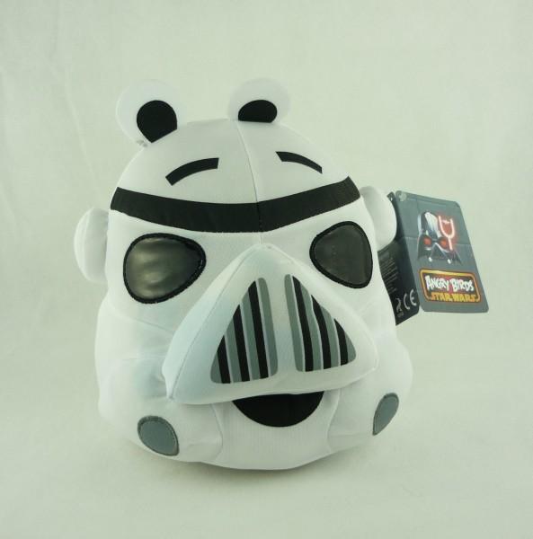 Angry Birds Star Wars 20cm Plüsch Kuscheltier Stormtrooper 0+