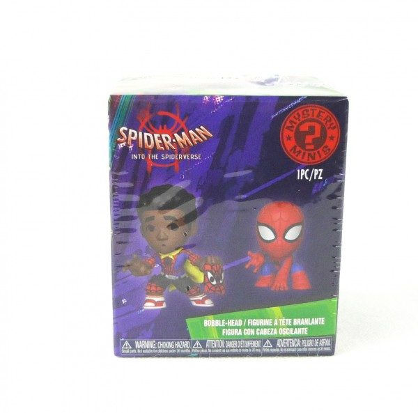 Spider-Man Mystery Minis Bobble-Head Sammelfigur Blind Box