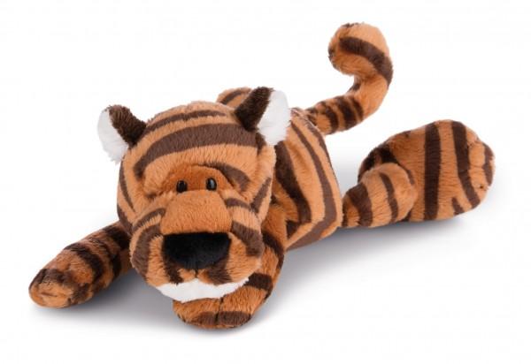 Nici 43908 Tiger Balikou liegend ca 20cm Wild Friends Plüsch