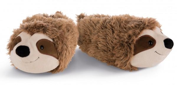 Nici 42551 Hausschuhe Faultier Chill Bill figürlich Plüsch Größe 34-37 Sloth
