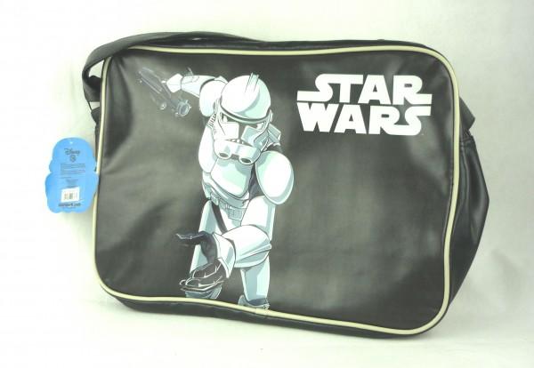 Umhängetasche Schultertasche Star Wars schwarz Stormtrooper