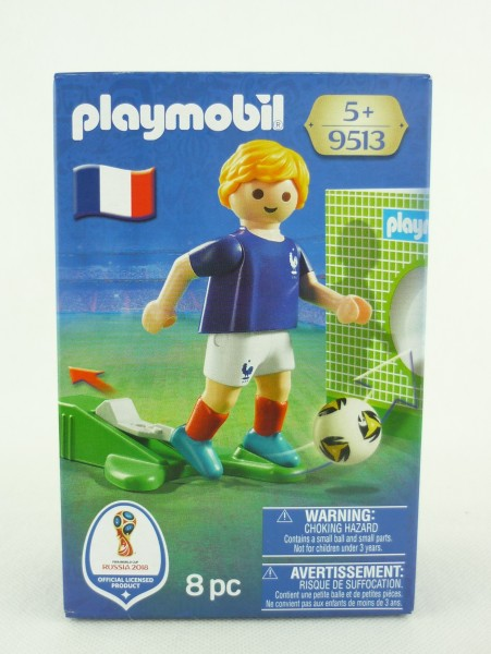 Playmobil 9513 FIFA Worldcup Russia 2018 Nationalspieler Frankreich