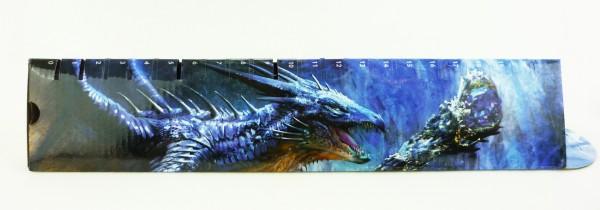 Dragon Shield Spielmatte Sapphire limitiert Drache ROYENNA ART21528