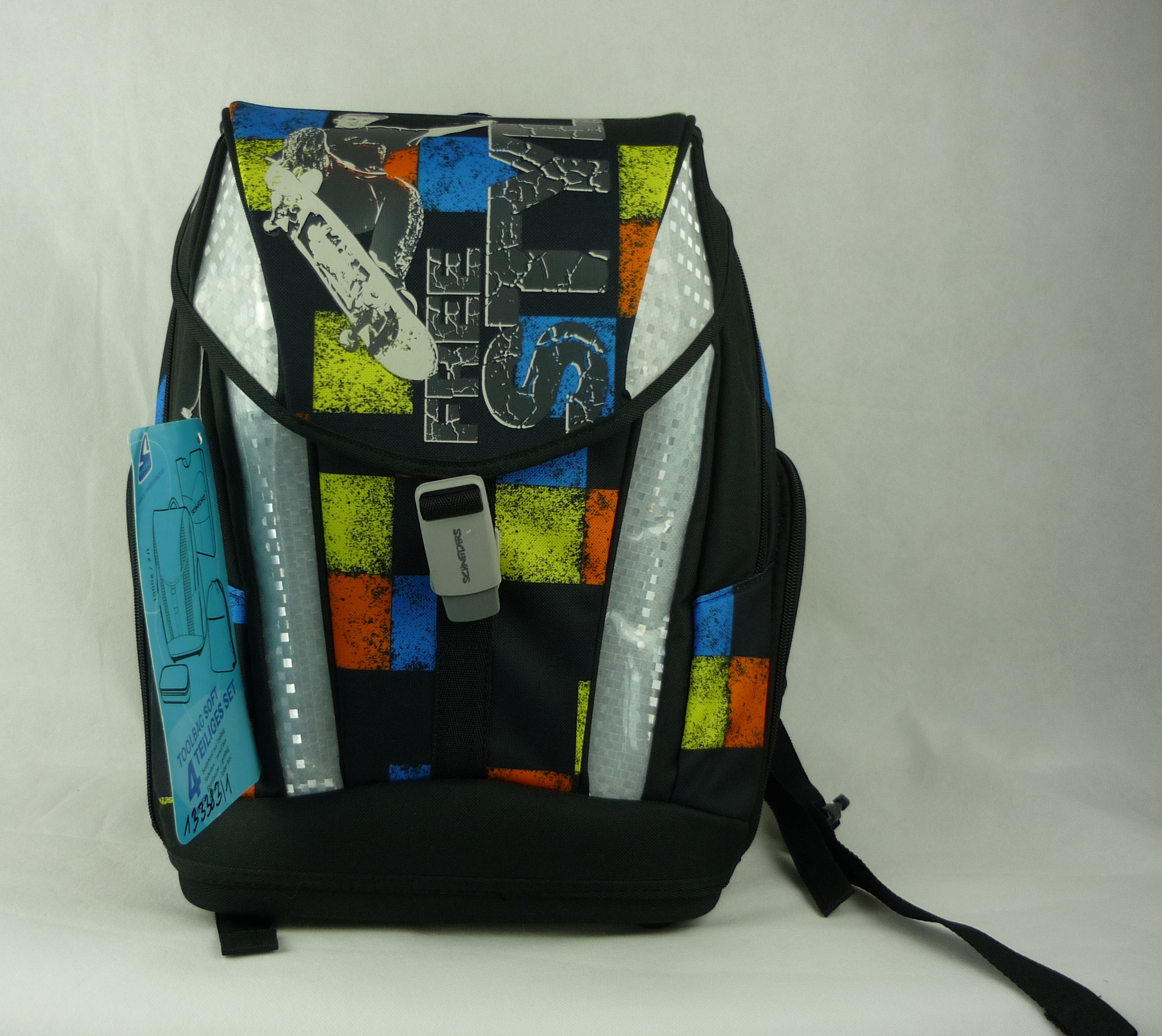sneakers detailing competitive price Schneiders Schulrucksack Toolbag Soft