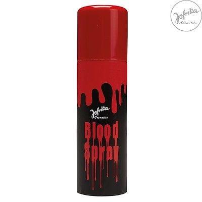 Jofrika Blood Spray BlutSpray Körper- / Textilspray Theaterblut Kunstblut 83ml