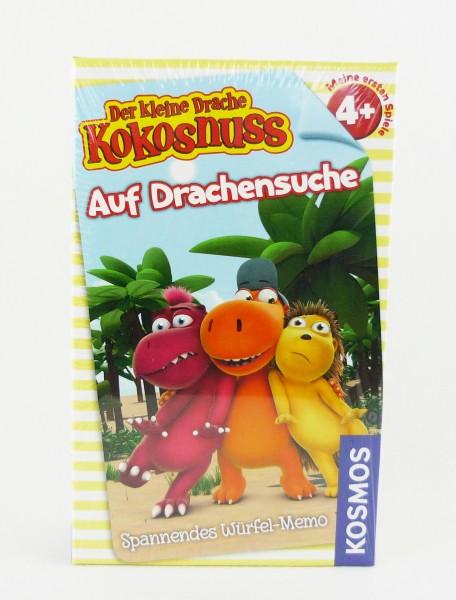 Der kleine Drache Kokosnuss Auf Drachensuche Kinderspiel Mitbringspiel FKS7114430