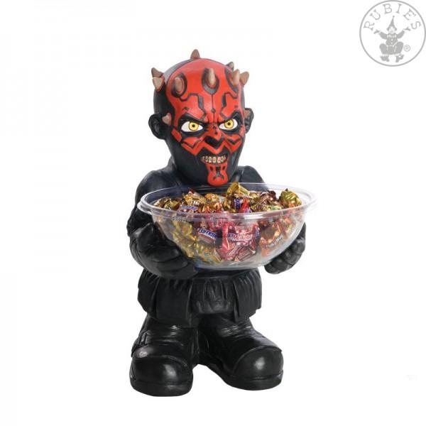 Rubies 368372 Star Wars Darth Maul Candy Bowl Holder Süßigkeiten-Schale ca 40cm