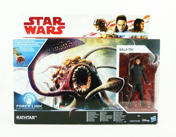 Star Wars Episode 8 Rathtar Bala-Tik Force Link Spielset Hasbro C1247