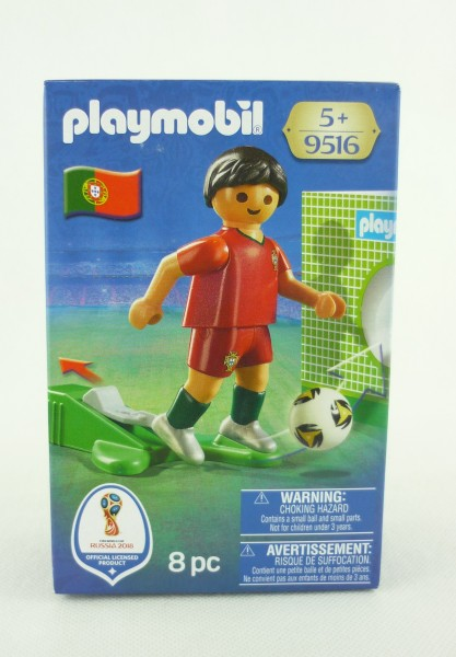 Playmobil 9516 FIFA Worldcup Russia 2018 Nationalspieler Portugal
