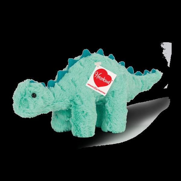 Teddy Hermann 93904 Dino Roxi Neontürkis Plüsch Kuscheltier ca 37 cm