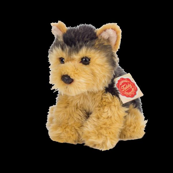 Teddy Hermann 92715 Yorkshire-Terrier ca. 15cm Plüsch Hund