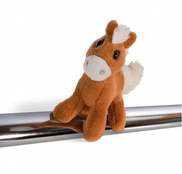 Nici 43204 MagNICI Pferd Haflinger Leotie ca 12cm Plüsch Magnettier