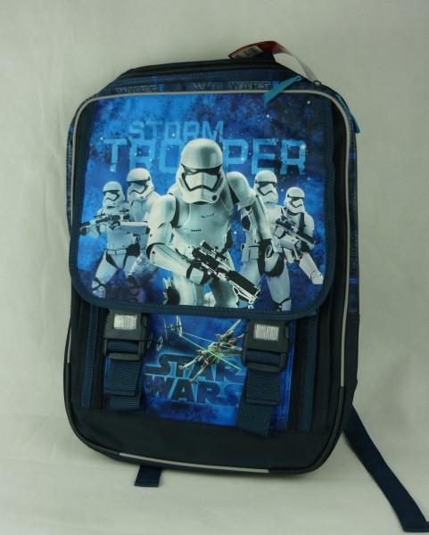Großer Schulrucksack Star Wars Stormtrooper schwarz-blau Undercover